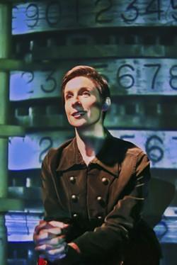 Catherine Zdan as Ada Lovelace. - JIM NORRENA