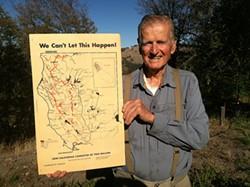 Richard Wilson helped bring an end to California's last dam-building era. - DOROTHY WOOD