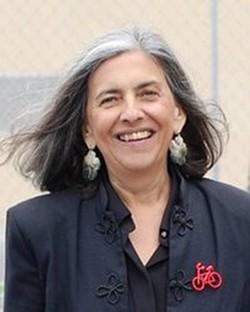 Nancy Nadel.