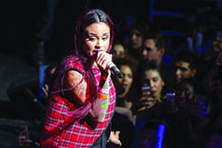 Kehlani. - FILE PHOTO BY BERT JOHNSON