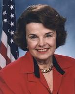 Dianne Feinstein.