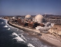 San Onofre nuclear power plant.