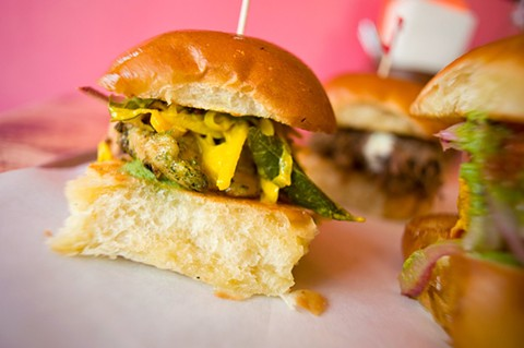 Juhu Beach Club is best known for its pavs — India's answer to the slider. - CHRIS DUFFEY/FILE PHOTO