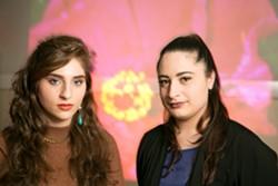 DJs Foozool (left) and 8ulentina. - BERT JOHNSON/FILE PHOTO