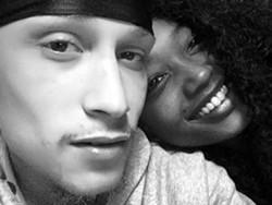 Ramsey Orta and Jessica Hollie. - BEORTAMEDIA.COM