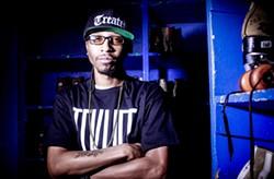 DJ Spinn.