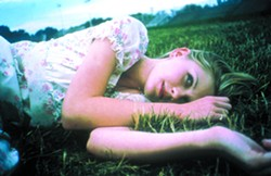 The Virgin Suicides is among the films being shown during Indie Week.