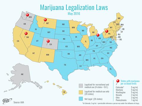 Unjust, unscientific per se laws nationwide. - AAA