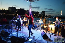 The Seshen performing at last year's festival. - COURTESY EASTLAKE MUSIC FESTIVAL