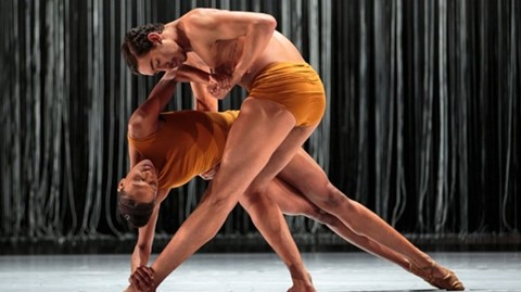 Dancers from the Alonzo  King Lines Ballet.