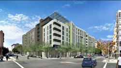 Wood Partners' 262-unit project will be built at 226 13th Street.