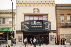 The UC Theatre reopened last year and injected next-level cred into the East Bay live-music scene. - COURTESY PHOTO