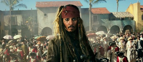 Johnny Depp, dead in the eyes.