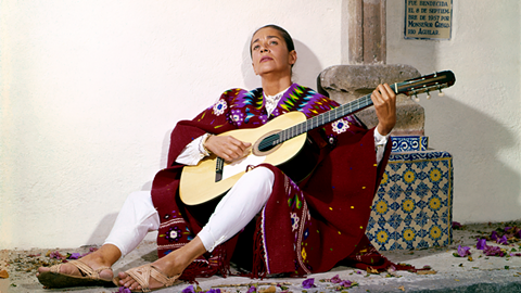 A scene from Chavela. - COURTESY OF MUSIC BOX FILMS/FRAMELINE.