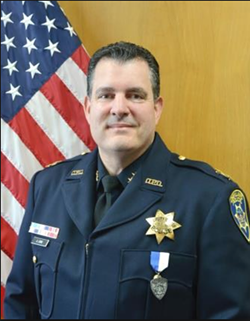 Assistant Police Chief John Lois was the deputy chief leading the Bureau of Investigations.