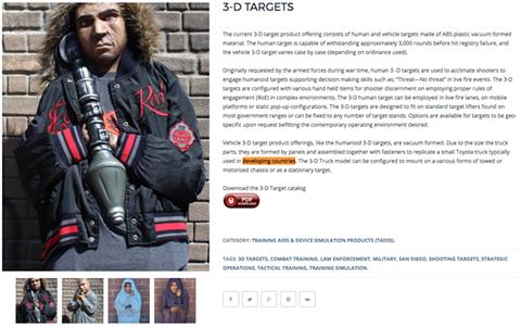 Screenshot from Strategic Operations, Inc.'s website.