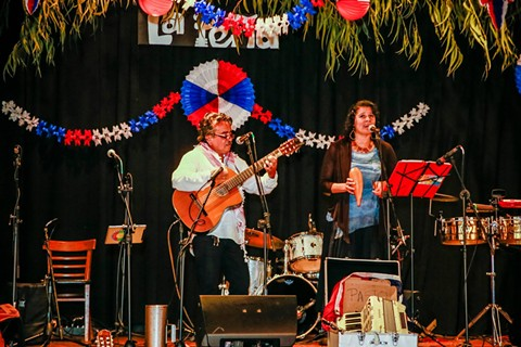 Last year's Chilean Independence Day party - PHOTO COURTESY LA PEÑA