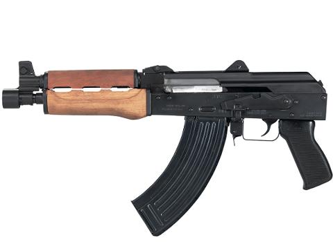 A Zastava Arms PAP M92PV (AK-47 pistol).