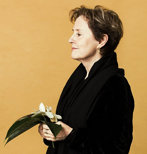 Alice Waters is just one food personality photographed for Culinaria. - COURTESY OF ROMAN CHO