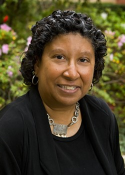 Dr. Vickie Mays is investigating the mental health consequences of Black men being stopped and frisked by police. - COURTESY OF DR. VICKIE MAYS