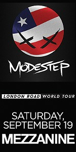 Win Tickets to Modestep at Mezzanine!