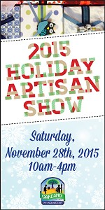 Oakland Cottage Industry's 2015 Holiday Artisan Show