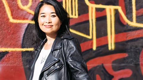 Best Graphic Novelist Fighting for the Underdog: Thi Bui