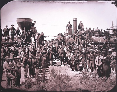 History as Art: Andrew J. Russell's Railroad Photographs