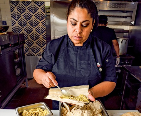 Meet the Maíz Warriors of La Guerrera's Kitchen