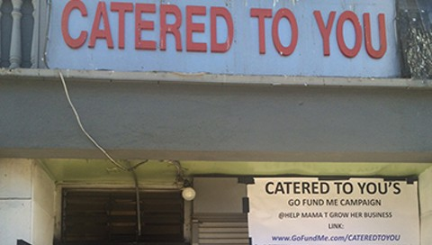 Catered to You in Uptown Oakland Serves a Fish Sandwich Worth Saving