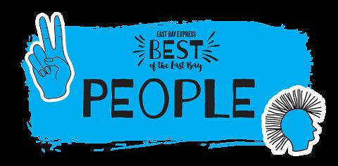 Best People of the East Bay: Readers' Poll Winners!