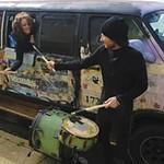What Is Experimental Punk Duo Vantana Row Thinking?