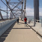 Bicycle Path for Richmond-San Rafael Bridge May Be Used for Cars