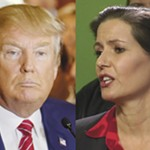 Libby Schaaf vs. Donald Trump, Round Two