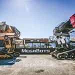 MegaBots Liquidates its Assets, Sells Giant Robot on eBay