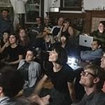 Living Room Light Exchange Salon Series: Where Tech and Art Converge