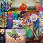 Check out the 2016 Bay Area Mural Festival