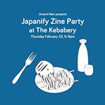 Japanify Zine Party At Umami Mart