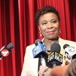 Impeach Trump? Congresswoman Barbara Lee Held A Town Hall In Berkeley To Discuss.