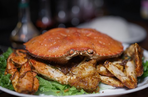 Where to Eat Dungeness Crab