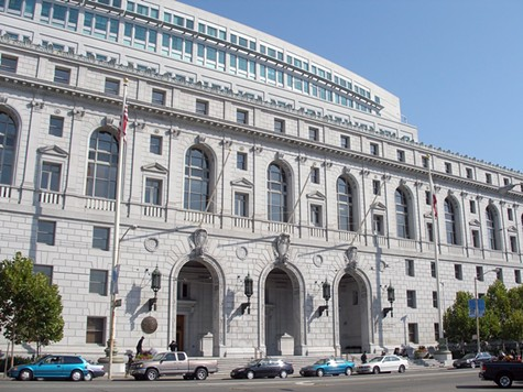 California Supreme Court Building.