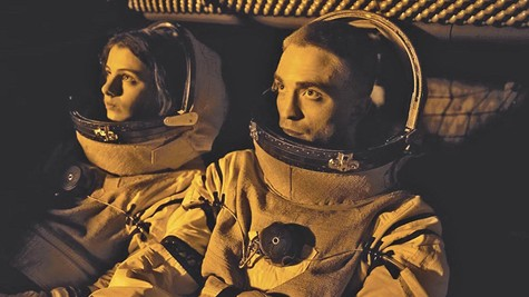 High Life does not resemble other movies about outer space.