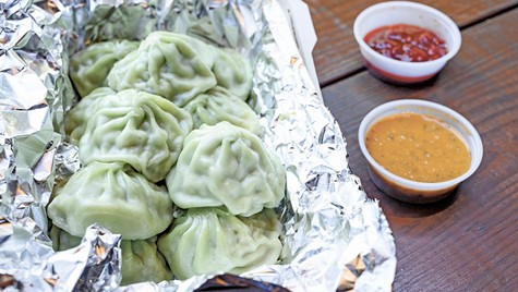 Everest Momos wants to bring its dumplings to the world.