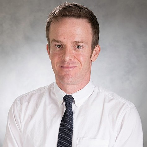 Speaker:  Dr. Jake Scott