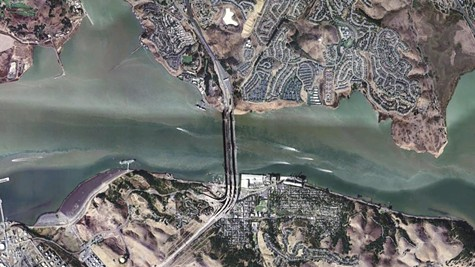 The dredging will deepen a 13-mile stretch from San Pablo Bay to the four refineries along the Carquinez Strait.