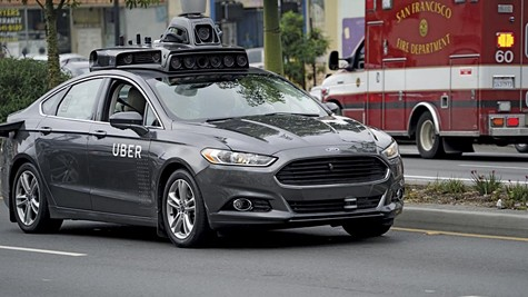 An Uber investor ridiculously suggested  that it would soon replace drivers with driverless cars.