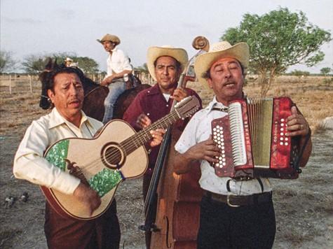 Los Alegres de Teran appear in Chulas Fronteras