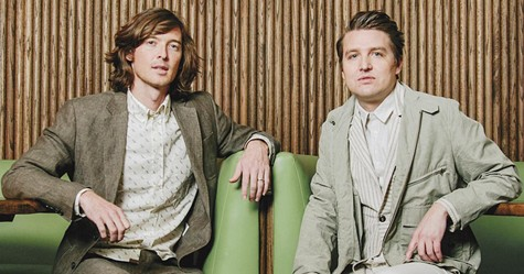 """We are the band that we are,"" said Joey Ryan of The Milk Carton Kids."