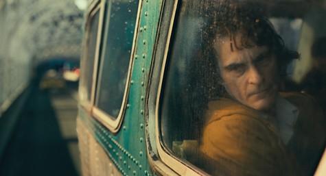 Joaquin Phoenix is God's lonely man in Joker.