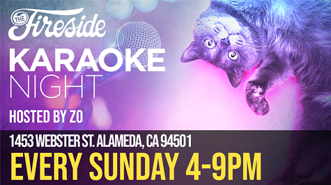 Karaoke Anonymous at The Fireside Lounge
